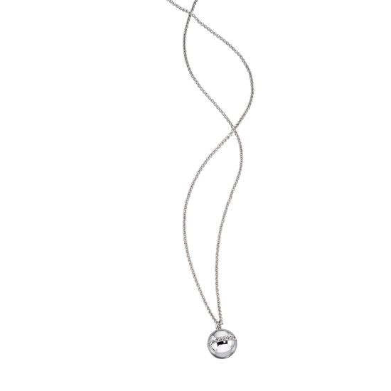 Fiorelli Silver Ball Necklace