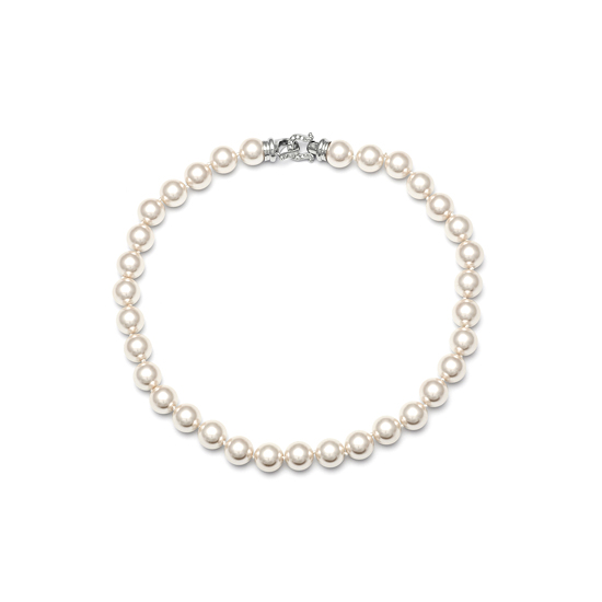 Rodney Holman Pearl Necklace - White