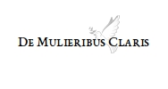 De Mulieribus Claris Designer Earrings