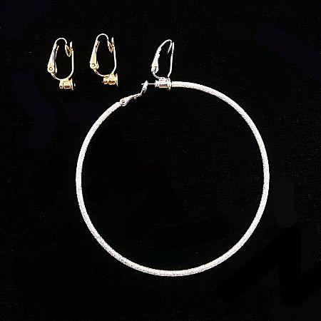 e3d81bd15 No Bend Earring Converters - Golden Gold 1 Pair [MJACCS10-1]